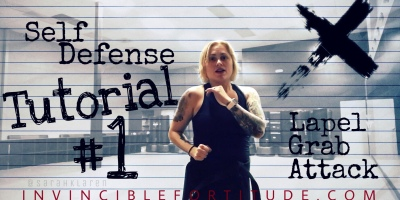 Self Defense Tutorial Video #1 | Sarah Klaren