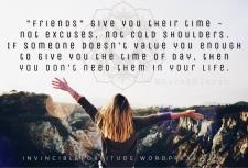 True Friends - Sarah Klaren